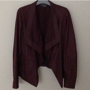 Vince genuine leather jacket